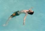 Sarah Mei Herman, Jonathan, Swimming pool, July 2013,