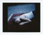 Sarah Mei Herman, Hypnagogia #2, 2016, polaroid and inkjet color print, 30 x 30 cm, unique