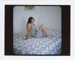 Sarah Mei Herman, Julia, May, 2016, polaroid, framed, 30 x 30 cm, unique