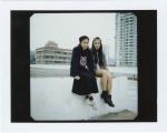Sarah Mei Herman, Tianyu and Haiquing, Xiamen, 2014, polaroid, framed, 30 x 30 cm, unique