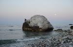 Antoinette Nausikaä, I see a man on a rock, Olympus,, 2014   Digital print on fine-art paper, 6 + 2 AP   Size: 160x106 2014,
