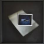 Sarah Mei Herman, Hypnagogia #4, 2016, Polaroid and inkjet color print on platine fibre rag, 30 x 30 cm, unique