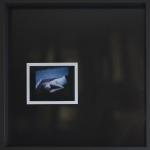 Sarah Mei Herman, Hypnagogia #3, 2016, Polaroid and inkjet color print on platine fibre rag, 30 x 30 cm, unique