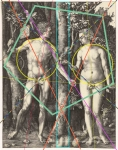 Composition Synesthétique III (Dürer)