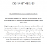 Review Kunstmeisjes