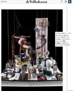 Preview Unseen Photo Fair in Volkskrant Magazine