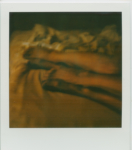 Margaret Lansink, body maps II, 2019, from the series body maps | Analogue photography, polaroid | Framed | image size 10.5 x 9 cm, frame size 31 x 25 cm | Unique
