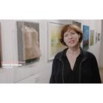 Diana Scherer at Capital C for the first KunstKoop exhibition